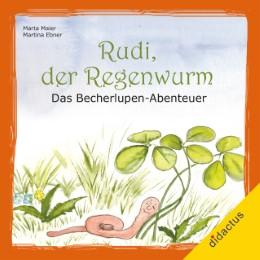 Rudi, der Regenwurm - Cover