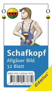 Schafkopf - Allgäuer Bild - Cover