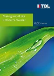 Management Ressource Wasser