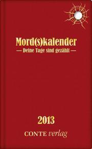 Mord(s)kalender 2013