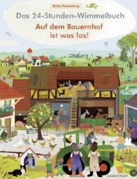 Auf dem Bauernhof ist was los! - Cover