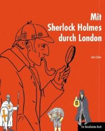 Mit Sherlock Holmes durch London