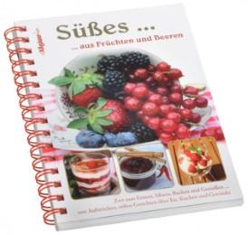 Süßes aus Früchten und Beeren
