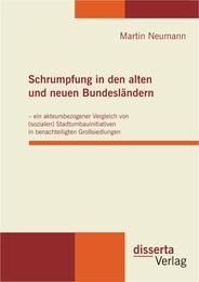 Schrumpfung in den alten und neuen Bundesländern - ein akteursbezogener Vergleich von (sozialen) Stadtumbauinitiativen in benachteiligten Großsiedlungen