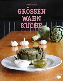 Größenwahn Küche - Cover