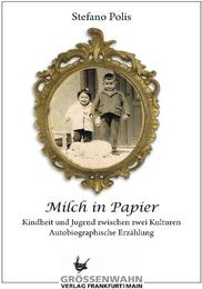 Milch in Papier