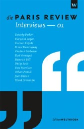 Die Paris Review Interviews 01
