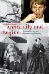 Anna, Lily und Regine - Cover