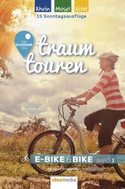 Traumtouren E-Bike & Bike 1 - Cover