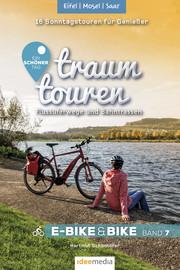 Traumtouren E-Bike und Bike 7 - Eifel, Mosel, Saar