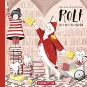 Rolf, der Bücherheld