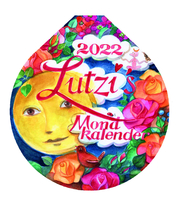 Lutzis Mondkalender rund 2022