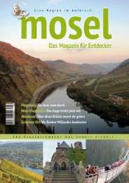 mosel - Das Magazin für Entdecker