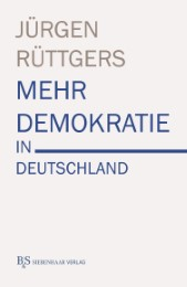 Mehr Demokratie in Deutschland