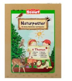 Scout - Naturposter für kleine Entdecker und Forscher