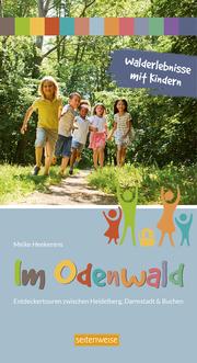 Walderlebnisse mit Kindern im Odenwald - Cover
