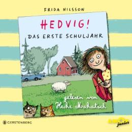 Hedvig! Das erste Schuljahr - Cover