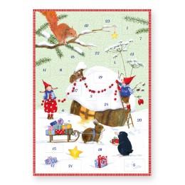 Weihnachten mit Pippa & Pelle
