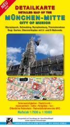 Detailkarte München-Mitte