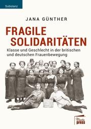Fragile Solidaritäten