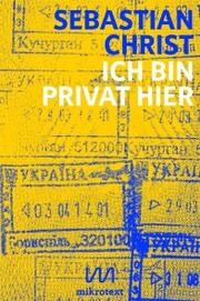 Ich bin privat hier