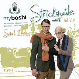 myboshi Strickguide 2.0
