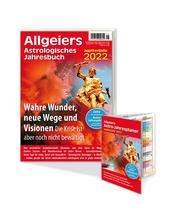 Allgeiers Astrologisches Jahresbuch 2022 - Cover
