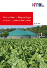 Zuckerrüben in Biogasanlagen