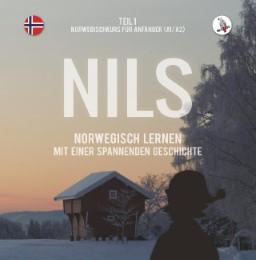 NILS 1 - Norwegisch lernen mit einer spannenden Geschichte