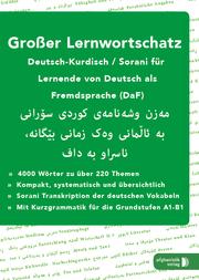 Großer Lernwortschatz Deutsch-Kurdisch Sorani