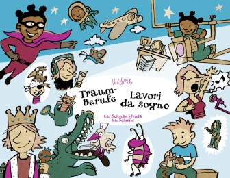 Traumberufe - Ausgabe Deutsch-Italienisch