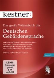 Das große Wörterbuch der Deutschen Gebärdensprache