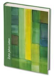 Zehn Jahre Leben - grün - Cover