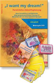 Paket 'Persönliche Zukunftsplanung Kartenset' plus 'I want my dream Ringbuch'
