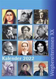 Wegbereiterinnen XX - Kalender 2022