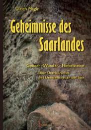 Geheimnisse des Saarlandes - Cover