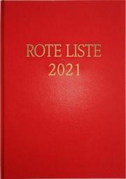 ROTE LISTE 2021 Buchausgabe Einzelausgabe