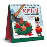 Mr. Holmes Krimi-Adventskalender Vol. 5