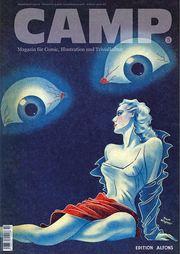CAMP - Magazin für Comic, Illustration & Triviales
