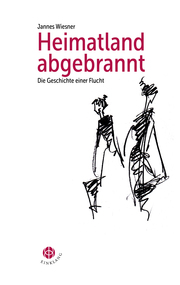 Heimatland abgebrannt - Cover