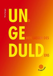 Ungeduld - Cover