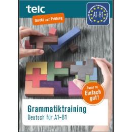 telc Grammatiktraining