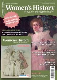 Women's History - Frauen in der Geschichte 2, Frühling 2017