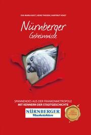 Nürnberger Geheimnisse - Cover
