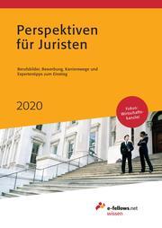 Perspektiven für Juristen 2020