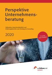Perspektive Unternehmensberatung 2020 - Cover