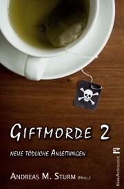 Giftmorde 2 - Cover