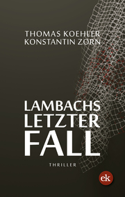 Lambachs letzter Fall - Cover