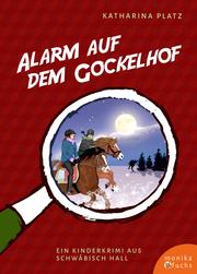 Alarm auf dem Gockelhof - Cover