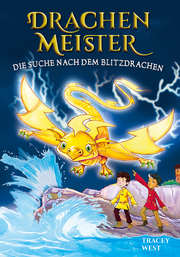 Drachenmeister 7 - Die Suche nach dem Blitzdrachen